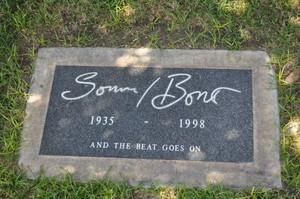 Gravesite Of Sonny Bono