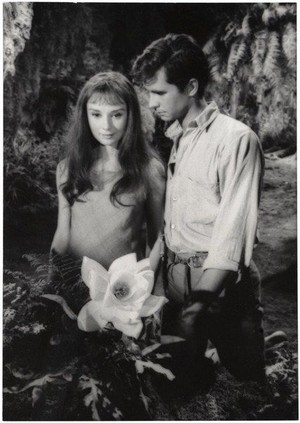 Green Mansions- Audrey Hepburn and Anthony Perkins