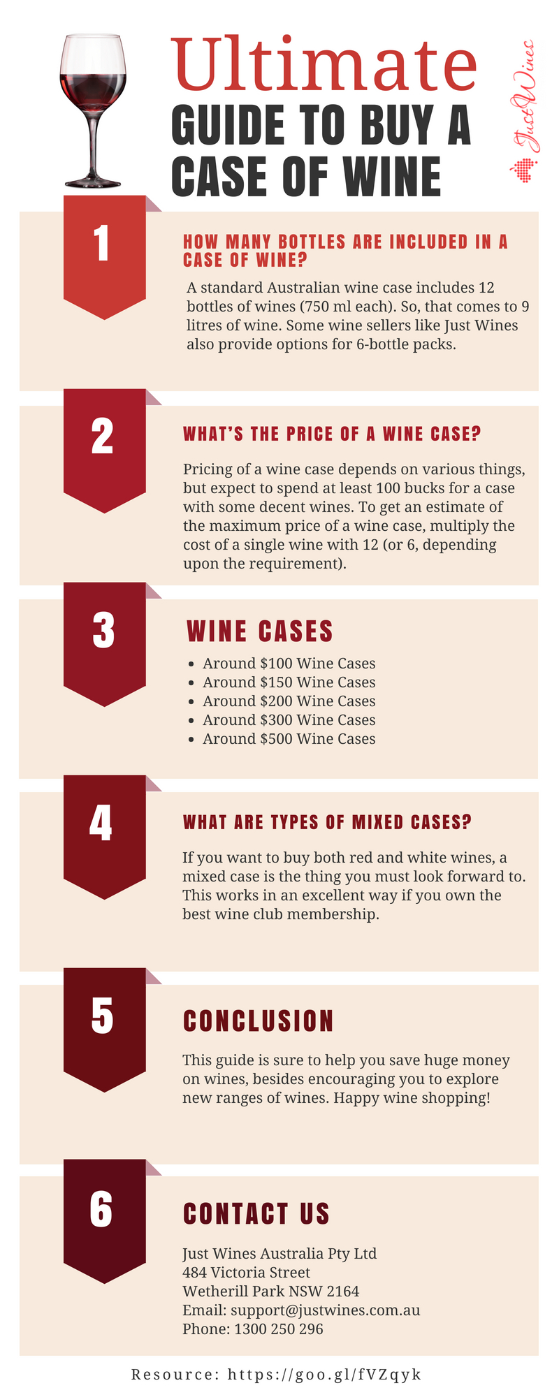 Guide to Buy a Case of Wine