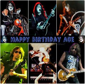 Happy Birthday Ace (April 27, 1951)