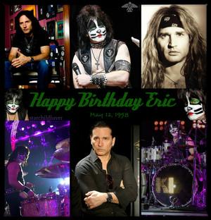 Happy Birthday Eric ~May 12, 1958