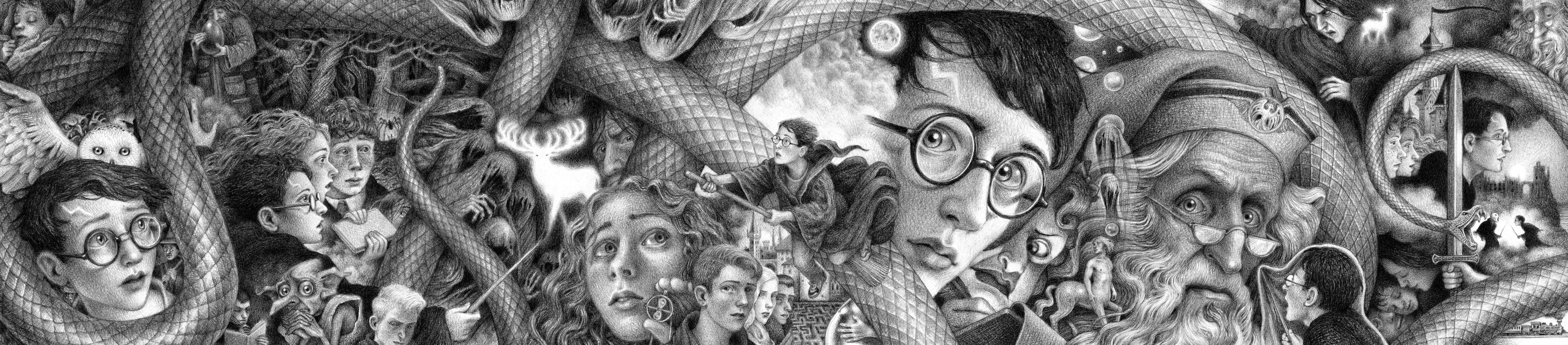Harry potter 20th anniversary timeline