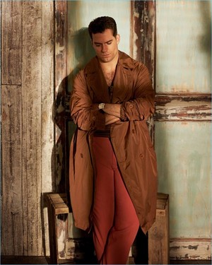 Henry Cavill - How To Spend It Photoshoot - 2018