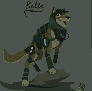 Here's a Awesome looking Balto