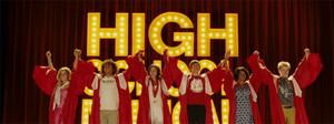 High School Musical Banner