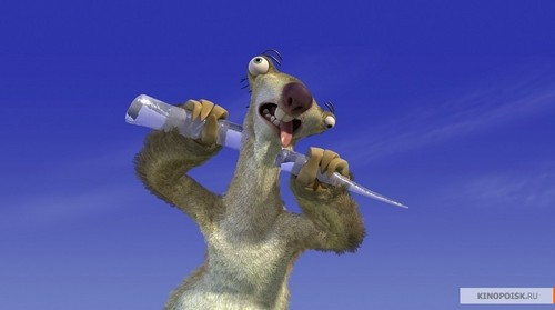 kapanahunan ng yelo wolpeyper titled Ice Age