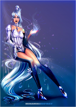 Icy: New Outfit