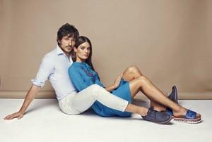Isabeli Fontana for Carmela Shoes [2018 Campaign]