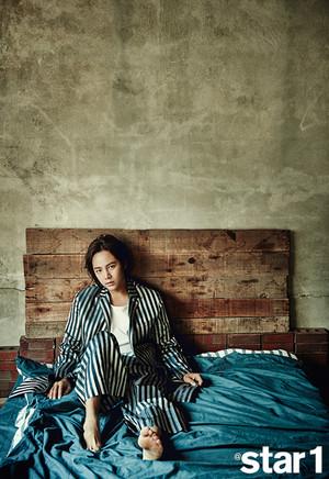 Jang Geun Suk - @Star1 Magazine April Issue '16