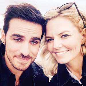 Jenn and Colin