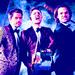 Jensen, Jared Padalecki and Misha Collins - jensen-ackles icon
