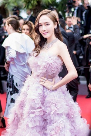 Jessica attending 'Cannes Film Festival'