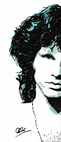 The Doors wallpaper entitled Jim Morrison