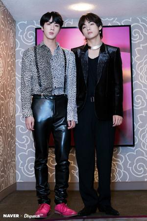 Jin and V BBMAs