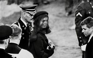 John F. Kennedy's Funeral In 1963