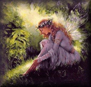 Just a bit of fairy magic <3