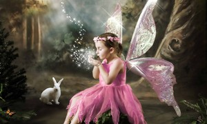 Just a bit of fairy magic <3
