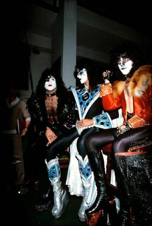 Kiss ~Milan, Italy...September 2, 1980