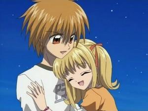 Kaito x Luchia love