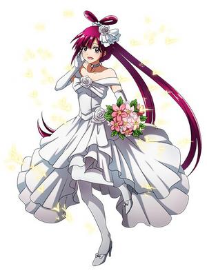 Kougyoku Ren dress