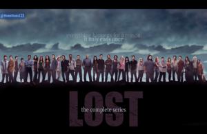 LOST Finale Season Poster