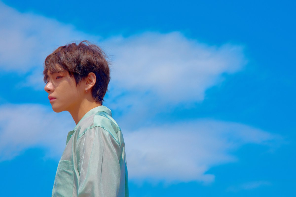 l'amour YOURSELF 'Tear' Concept photo
