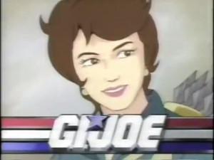 Lady Jaye Dic G.I.Joe cartoon series