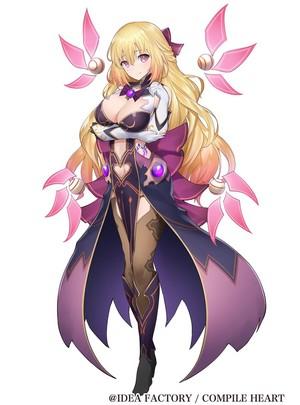 Lady Vert | Hyperdimension Neptunia
