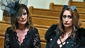 Lauren Socha and Siobhan Finneran in The Other One