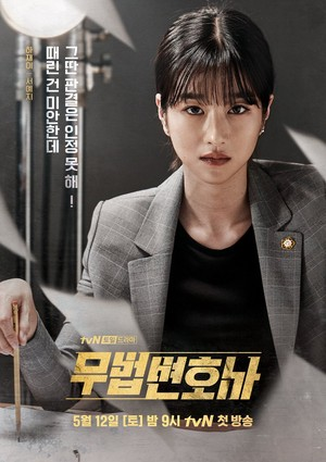 Lawless Lawyer Poster