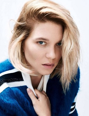 Lea Seydoux - Elle France Photoshoot - 2016