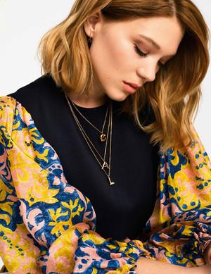 Lea Seydoux - Elle France Photoshoot - 2018