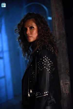 "Lesley-Ann Brandt as Mazikeen in Lucifer - ""The Sinnerman"""