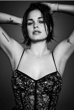 Lina Esco - Out Photoshoot - 2017