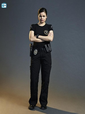 Lina Esco in SWAT - Season 1 Portrit