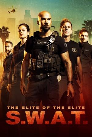 Lina Esco in SWAT - Season 1 Poster