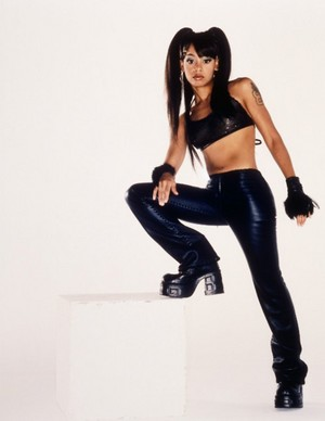 Lisa Nicole Lopes-Left Eye (May 27, 1971 – April 25, 2002)