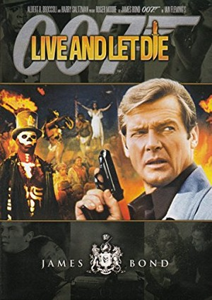 Live And Let Die On DVD