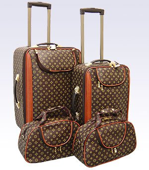 Louis Vuitton Luggage Set