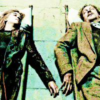 Lupin and Tonks