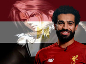 MOHAMED SALAH KING EGYPT