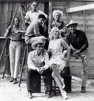 Making Of The Misfits