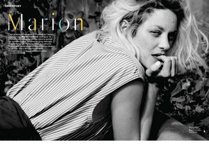 Marion Cotillard for Grazia France [May 2018]