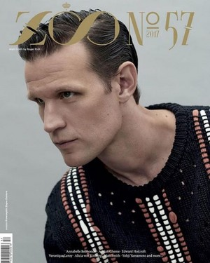 Matt Smith for Zoo Magazine