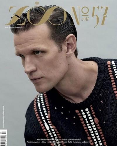 Matt Smith 壁纸 called Matt Smith for Zoo Magazine