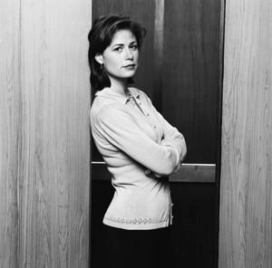 Maura Tierney as Lisa Miller