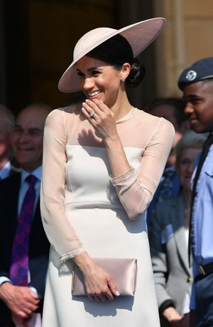 Meghan attends The Prince of Wales' 70th Birthday Patronage Celebration