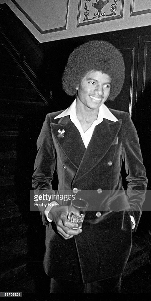 Michael At Studio 54
