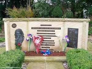 Michael Hutchence grave