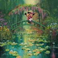 Mickey And Minnie  - disney fan art